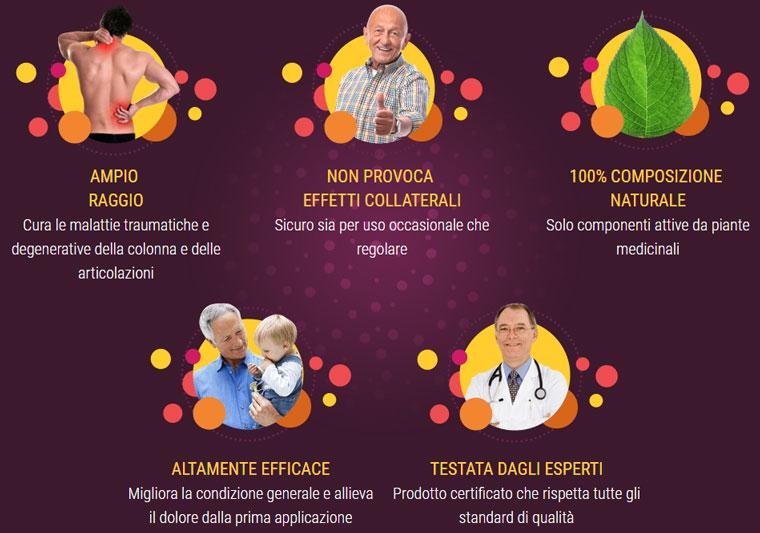 vantaggi di osteoren