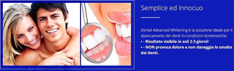 Benefici di Dental Whitestrips