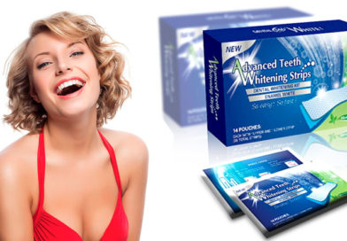 Dental Whitestrips: denti bianchissimi in poco tempo