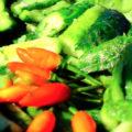 verdure ipocaloriche