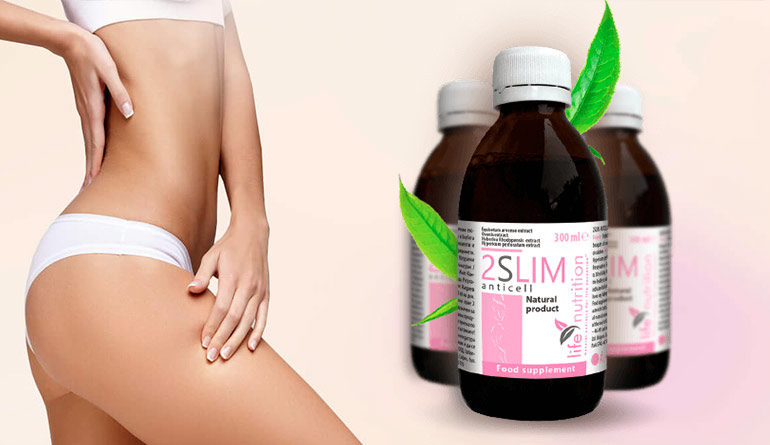 2slim anticell: un rimedio naturale per la cellulite