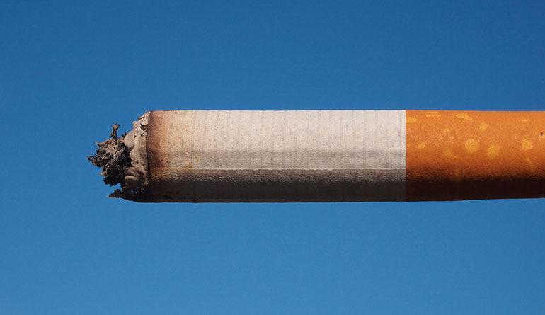 dipendenza da nicotina e sigarette