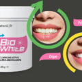 biowhite polvere per sbiancare denti ed elliminare macchie gialle