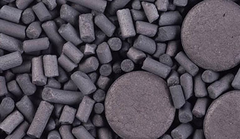 carbone vegetale puro