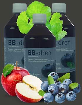 confezione di bb dren