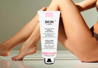 SkinLabo: la crema anticellulite 100% Made In Italy
